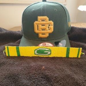 Mens Greenbay Packers bracelet
